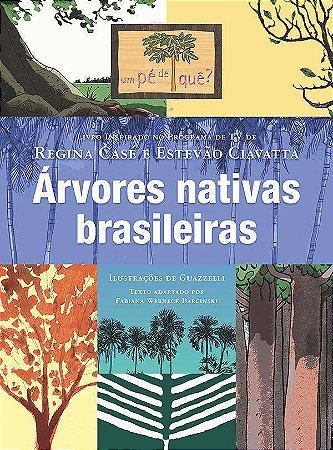 Árvores nativas brasileiras - Livro Infantil