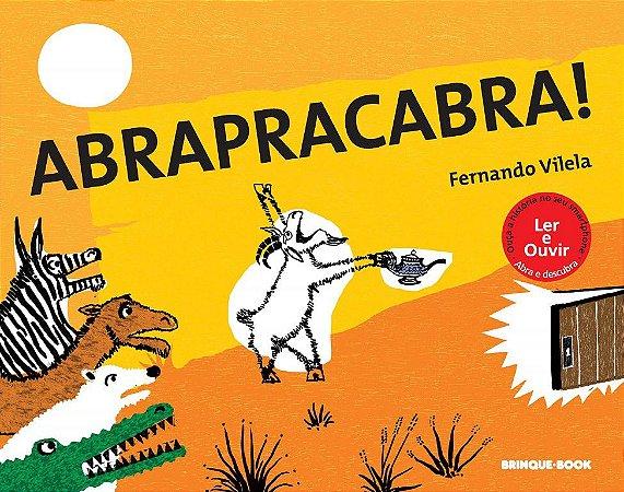 Abrapracabra! - Livro Infantil