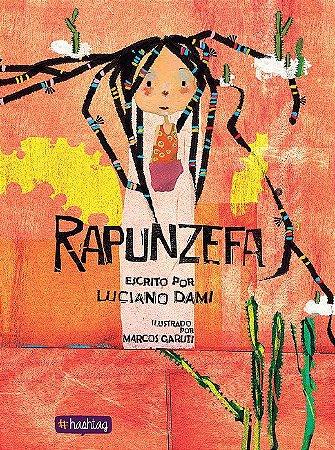 Rapunzefa - Livro Infantil