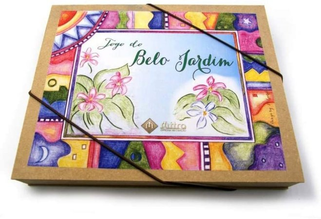 Jogo de Tabuleiro - Belo Jardim