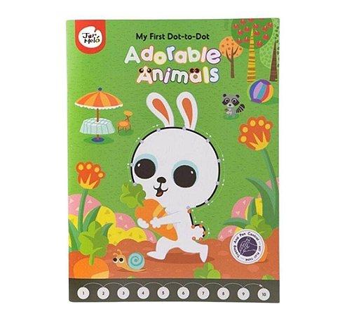 Meu primeiro livro de desenho - Animais