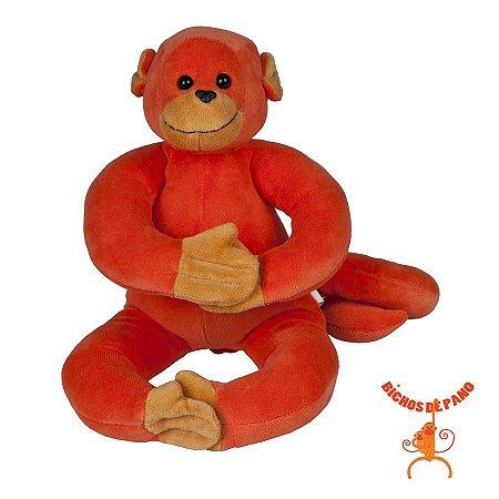 Bicho de Pelúcia - Macaco Barrigudinho
