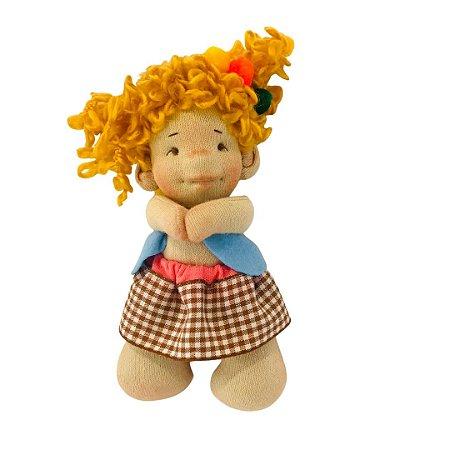 Boneca de pano Minidolls Selma