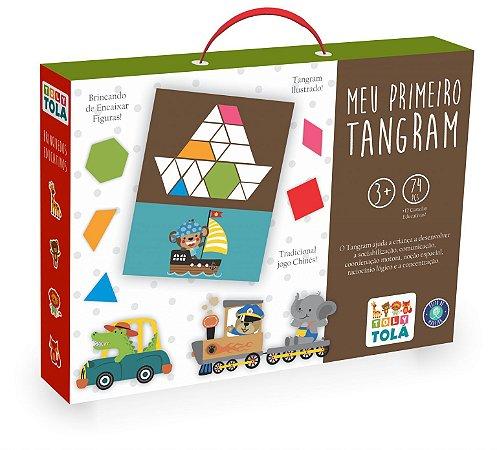 Jogo educativo - Meu Primeiro Tangram