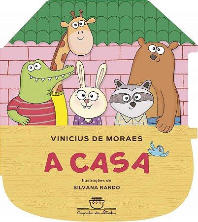 A Casa - Livro Infantil
