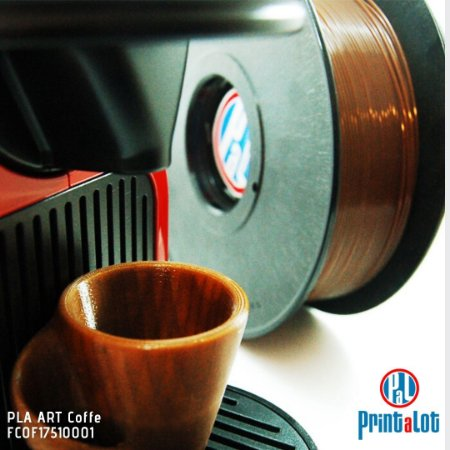 Filamento PrintaLot PLA ART Coffee