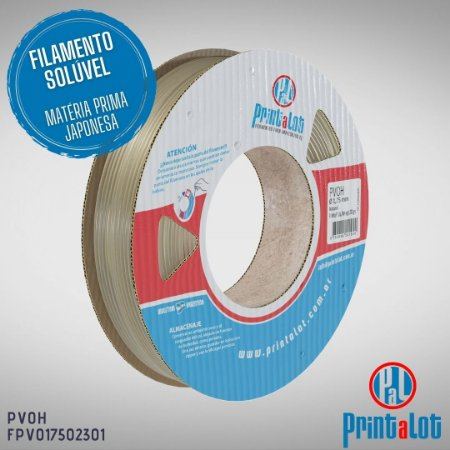 Filamento PrintaLot PVOH
