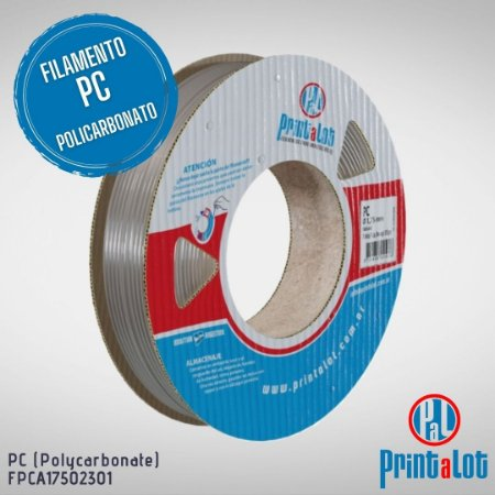 Filamento PrintaLot PC (Policarbonato)