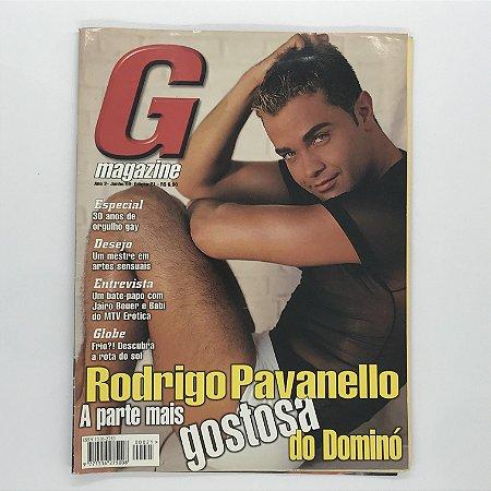 G Magazine Rodrigo Phavanello | Bazar das Pocs