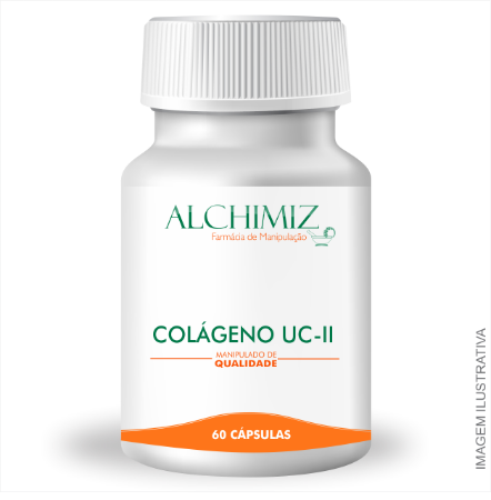 UC-II® 40mg - 60 Cápsulas