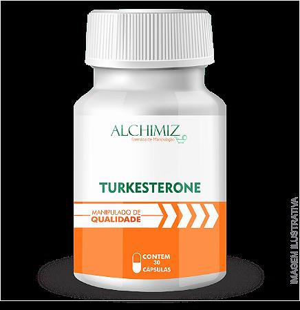 Turkesterone 500mg - 30 cápsulas