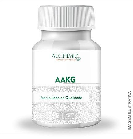 AAKG (Arginina-alfa-cetoglutarato)  1000mg - 30 Cápsulas