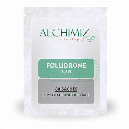 Follidrone 30 Sachês de 1,5g - Definição Muscular