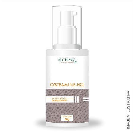 Cisteamina HCl 5% - Gel Creme 30g