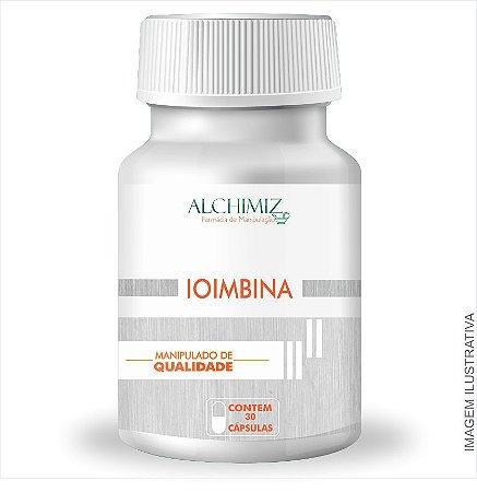 Ioimbina  5mg - 60 cápsulas