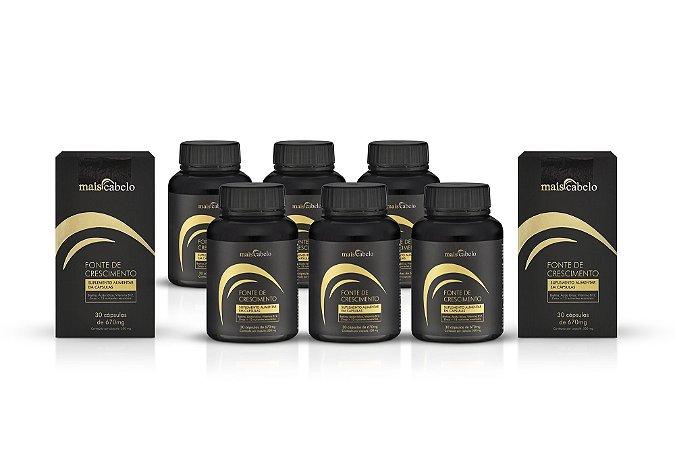 Hair Vitamin - Para 6 meses