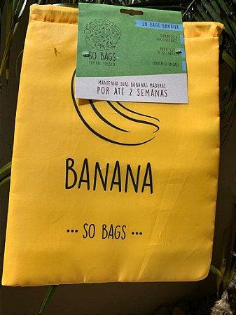 Saco reutilizável Sobags Banana