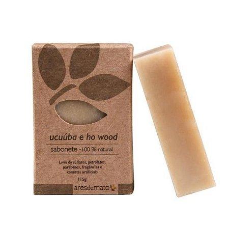 Sabonete Vegetal de Ucuúba e Ho Wood