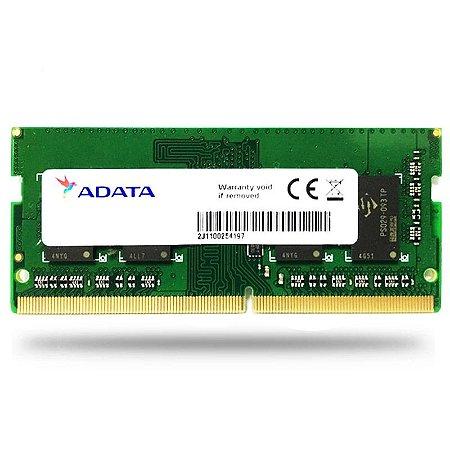 Memoria Notebook DDR4 8GB 2666MHz ADATA