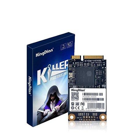 SSD 120GB MSATA M280 Leitura 580Mbp/s Kingdian
