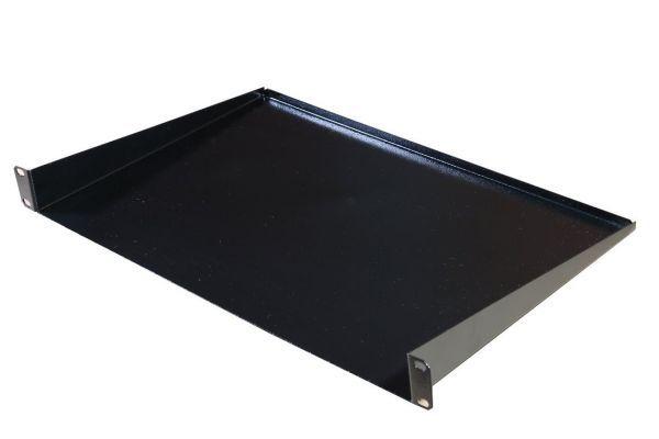Bandeja para Rack Frontal Fixa 19 1U 440x300MM