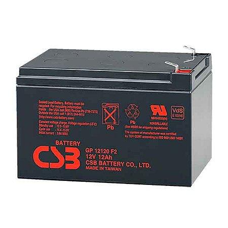 Bateria Selada 12V 12A CSB