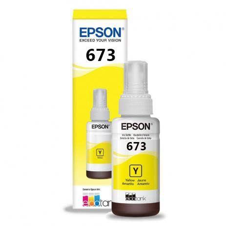Refil de Tinta Epson T673 T673420