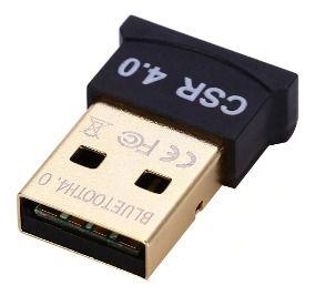 Adaptador USB Bluetooth 4.0 DONGLE