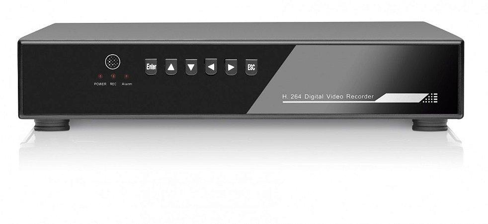 DVR 16CH AHDNH 1080P Full HD SE416 Digital e Analógico