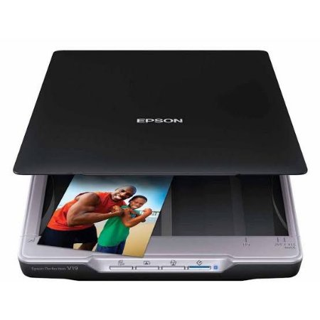 Scanner de Mesa V19 4800dpi B11B232201 Perfection EPSON