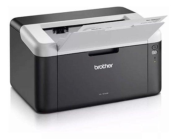 Impressora Laser Brother HL1202 21PPM MONO 110V HL1202