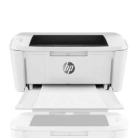 Impressora Laser Monocromática 110V WIFI M15W HP