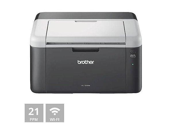 Impressora Laser Monocromática Wireless HL-1212W BROTHER