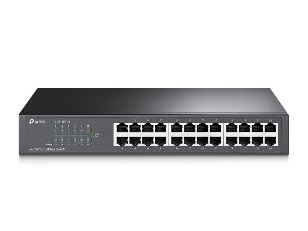Switch 24 Portas 10/100Mbps TL-SF1024D TP-Link