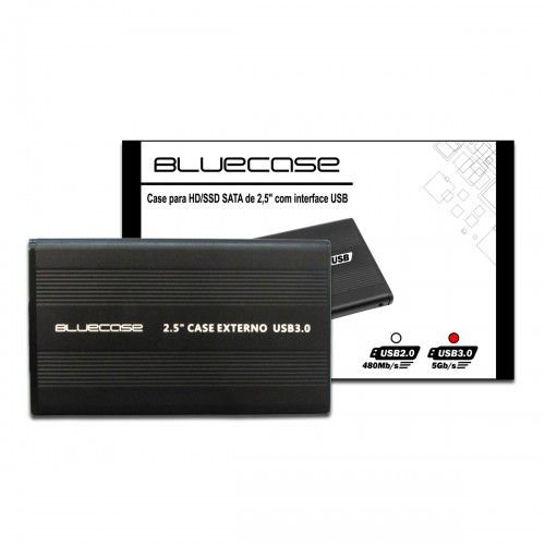 "Case HD 2.5"" USB 3.0 BCSU301 Preto"