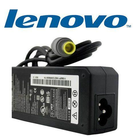 Fonte Notebook Lenovo 20V 3.25A Thinkpad