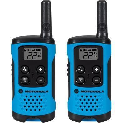 Radio Motorola Talkabout 25KM Azul T100BR Motorola