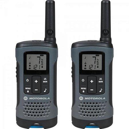 Rádio Comunicador Talkabout T200BR 32KM Cinza Motorola