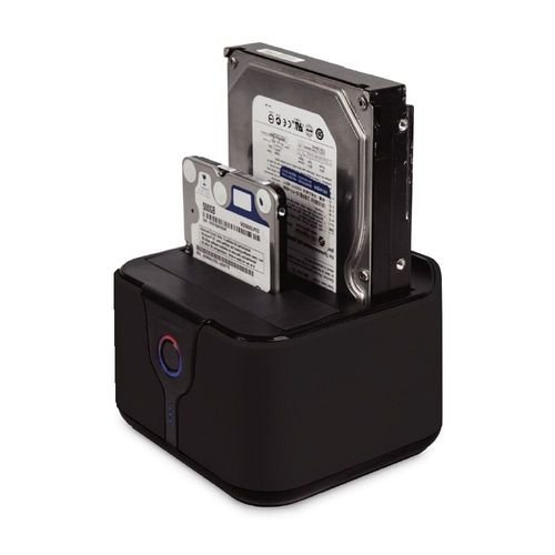 "Dock Station 2,5"" 3,5"" SATA USB 3.0 GA125 Multilaser"
