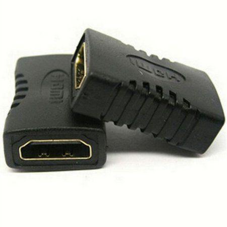 Emenda HDMI Fêmea x Fêmea