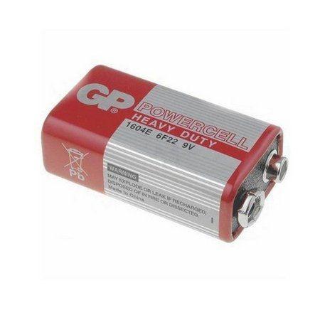 Bateria GP 9V PowerPlus