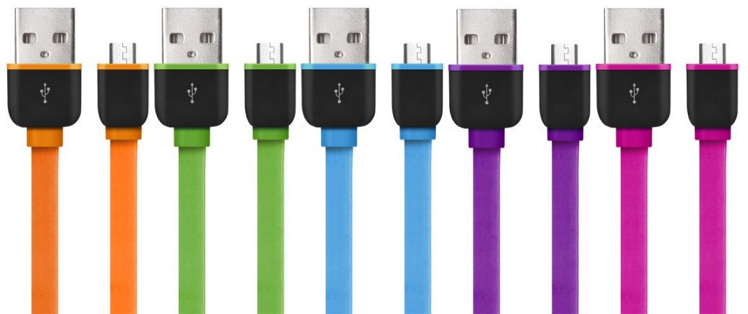 Cabo Micro USB 2 Metros WI312 Multilaser