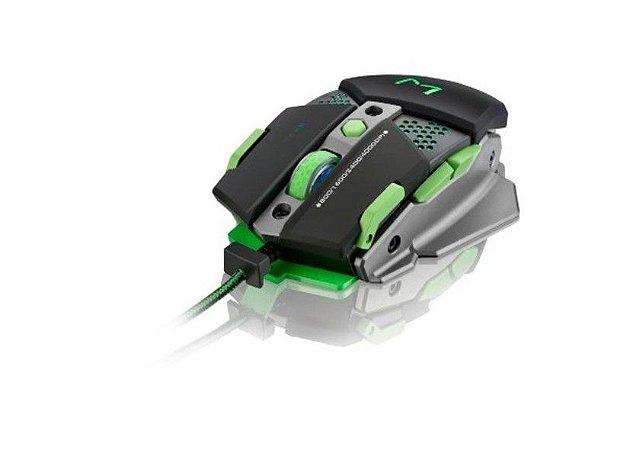 Mouse Gamer 4000dpi Warrior MO249 Multilaser