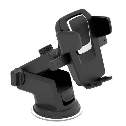 Suporte Veicular para Celular e GPS Trava Automática SP072 Exbom