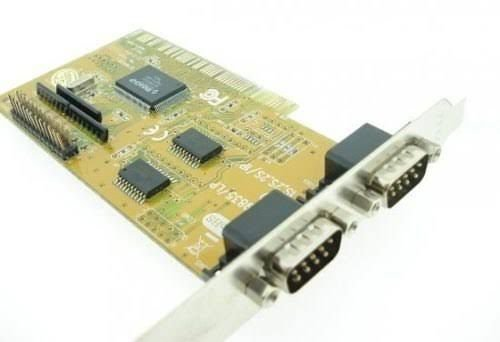 Placa PCI Multiserial 2 Seriais 1 Paralela Interface Card