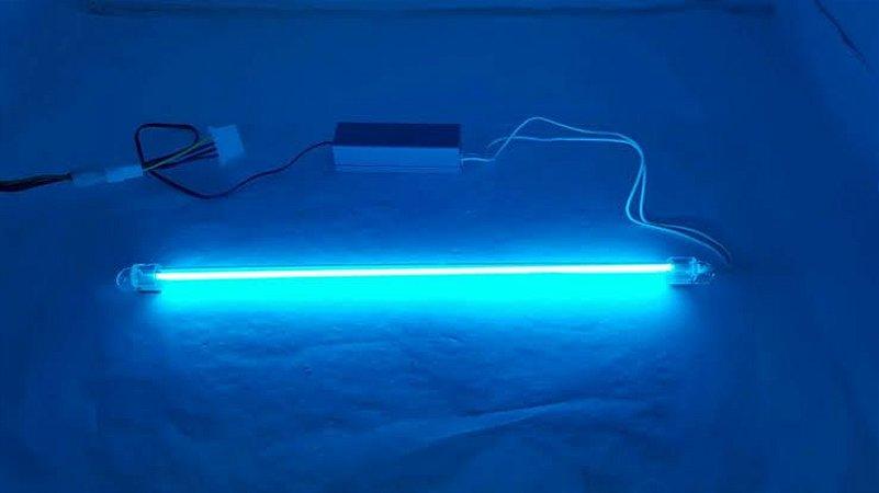 Tubo Neon Azul Light Tube Fortrek 3140