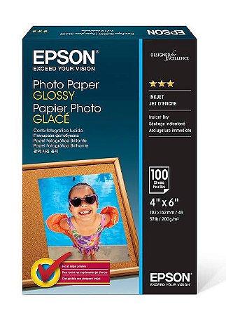 Papel Fotográfico Epson 50 un. S041809