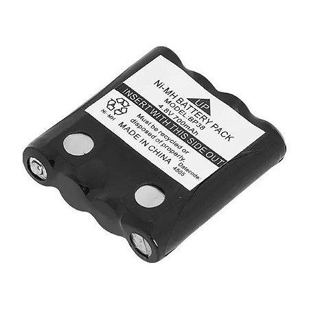 Bateria Radio Intelbras BP38 4,8V 700mAh