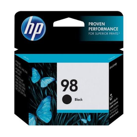 Cartucho Original HP 98 Preto 11ml C9364WB