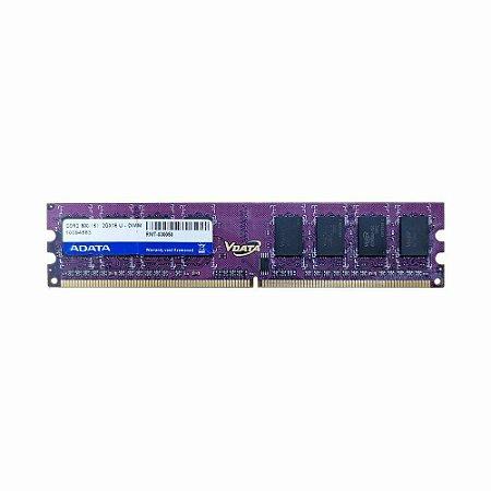 Memoria DDR2 2GB 800MHz ADATA